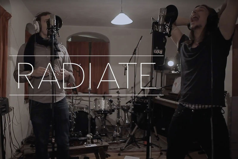 Radiate - The new record by The Frank & The Earnest